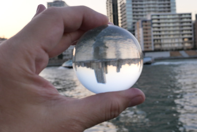 failure lensball