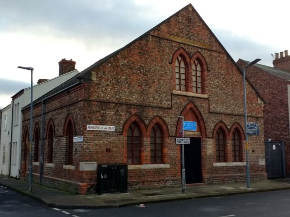 St. Andrew's Presbyterian Church Mission School, Thornaby