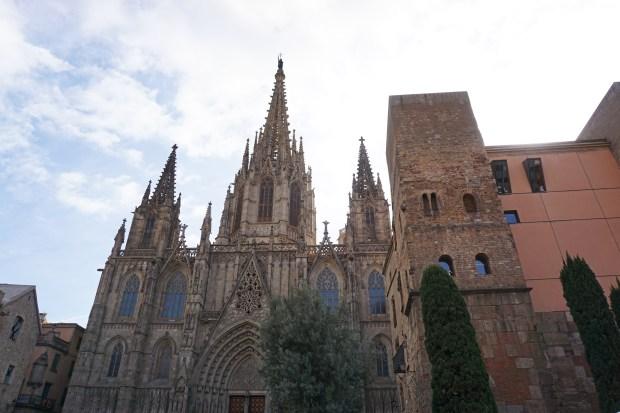 La Seu de Barcelona, Barri Gòtic