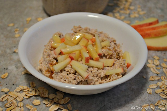 Apple Honey Oats 2