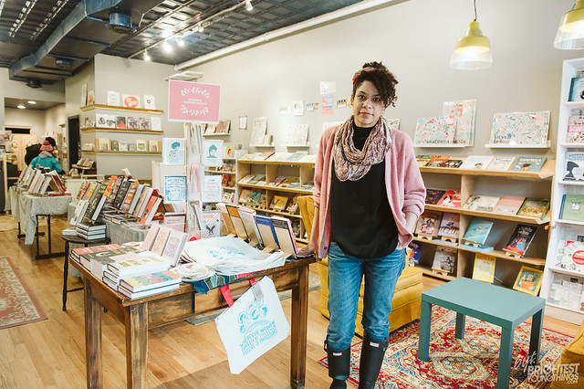 Hannah Oliver Depp of Loyalty Books