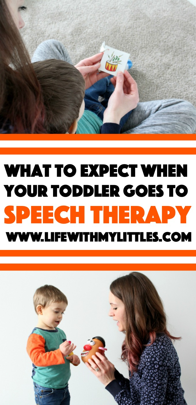 Not sure what to expect when your toddler goes to speech therapy? Here's a helpful post written by a mama who took her one-year-old son and saw a huge improvement! Whether you're trying to decide if speech therapy is the right option for your child, if it's worth the investment (those sessions aren't cheap), or have already decided and just want to know what it will be like, this post will hopefully give you a little insight!