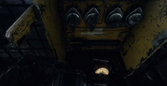 Metro Éxodo - Caja de interruptores