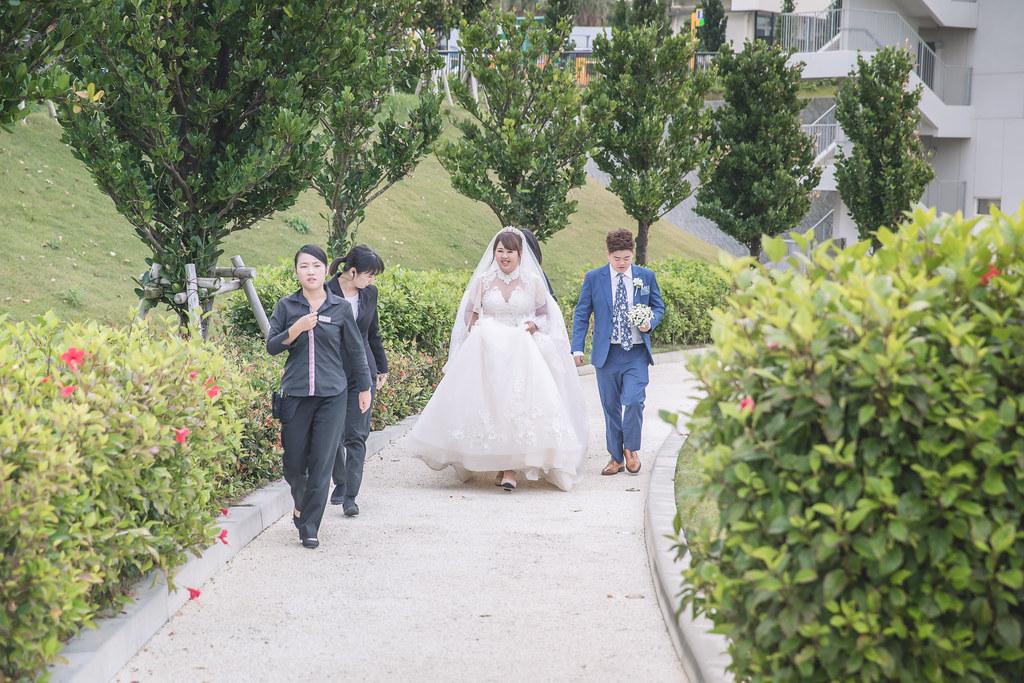 陽陽&嚕嚕 沖繩證婚 (33)