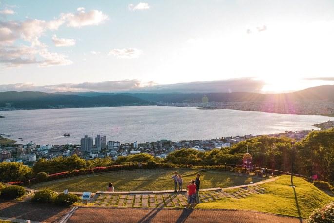 103 Suwa Tateishi Park