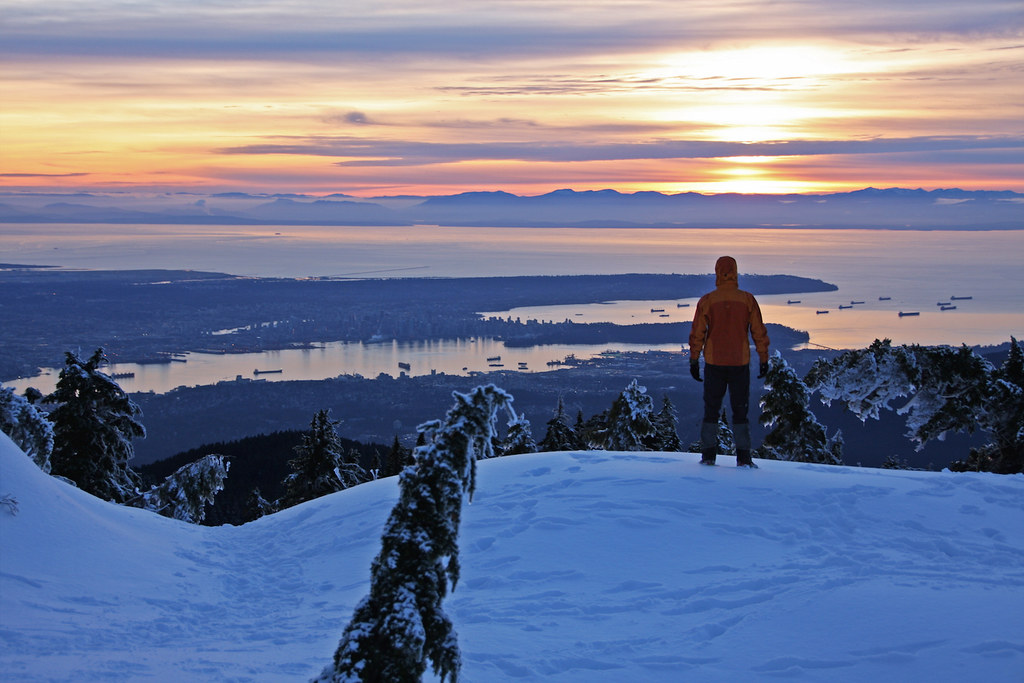 The first part of the hike is on the mount seymour ski alpine. Mount Seymour Provincial Park North Vancouver Wander Vancouver