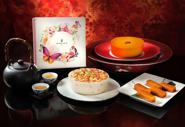 Lai Heen - CNY Promotion 2019 - rice pudding (horizontal)