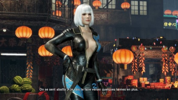 Dead or Alive 6 - Christie Biker Outfit