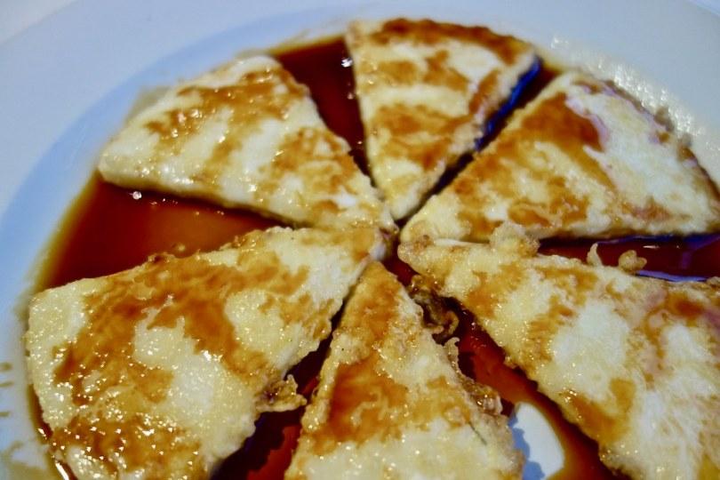 Cosa mangiare alle Canarie - Formaggio con miele