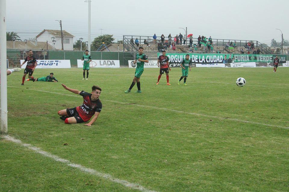 Deportes Limache 3-0 Pilmahue