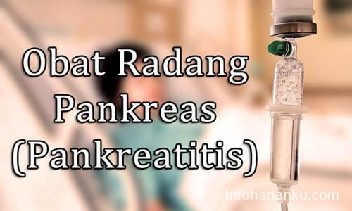 Obat Radang Pankreas (Pankreatitis) Di Apotik