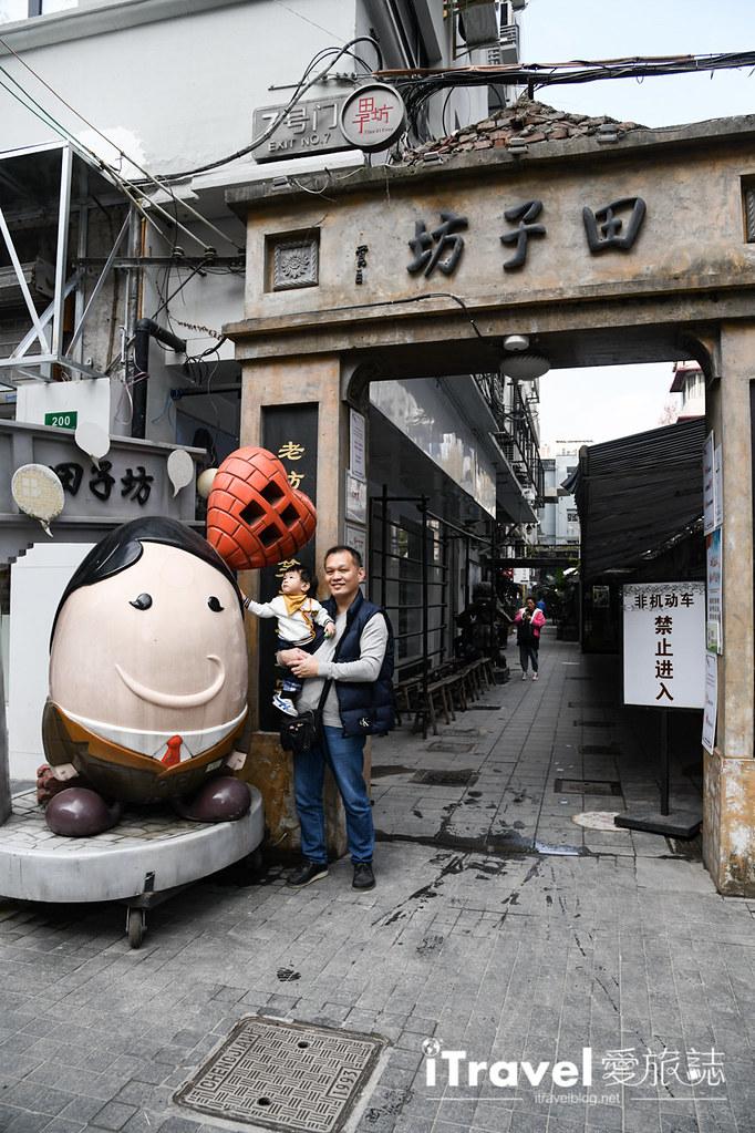 上海景点推荐 创意街区田子坊 (30)