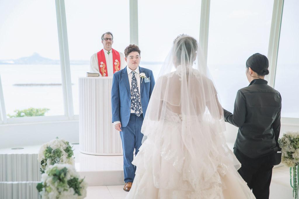 陽陽&嚕嚕 沖繩證婚 (40)