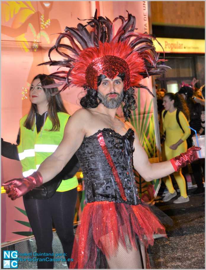 Cabalgata del Carnaval de Las Palmas 2019 por Isabel Quintana