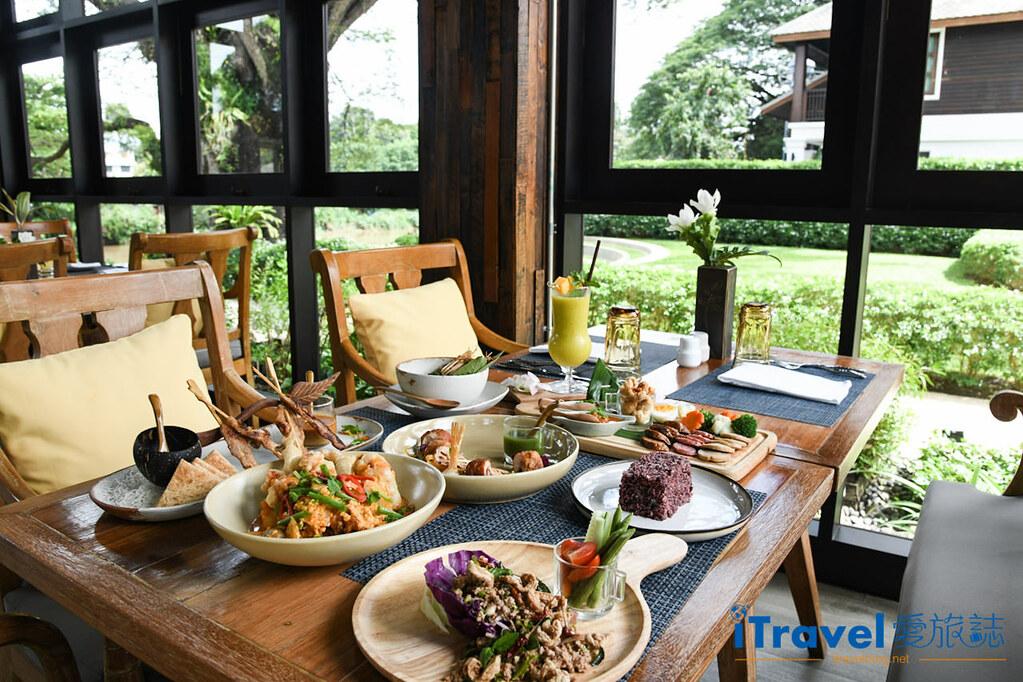 清邁餐廳推薦 TIME Riverfront Cuisine & Bar (1)