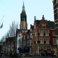 Travel: Holland - Delft, a walk in the city centre and a visit to Royal Delft