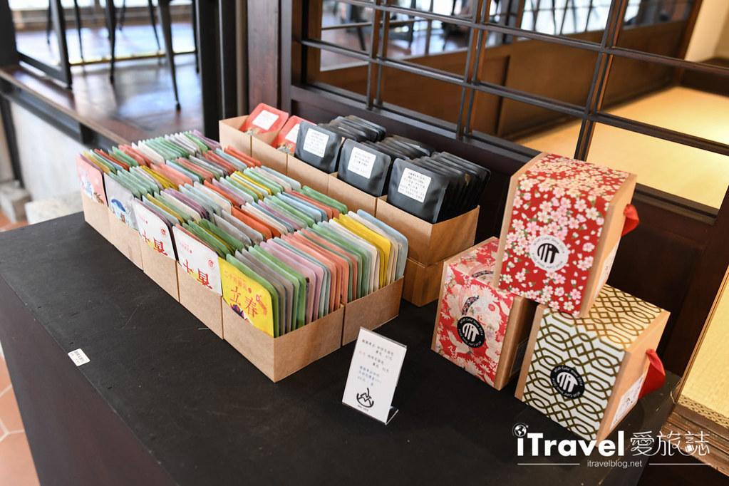 台中咖啡廳推薦 幸卉文學咖啡 (34)