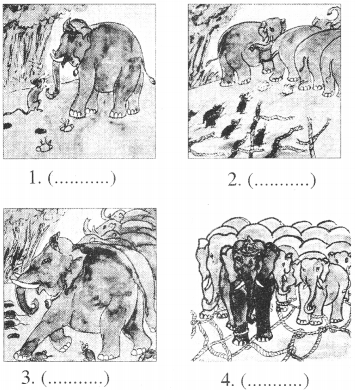 RBSE Solutions for Class 5 English Chapter 3 The Rats and the Elephants 3