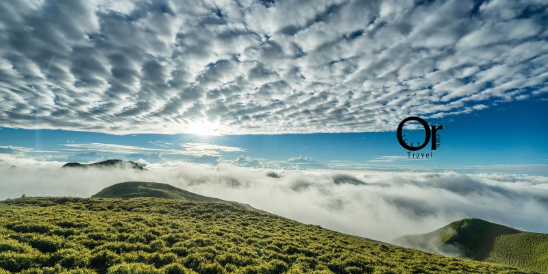 南投登山景點|奇萊南華,清晨攻頂就為了陽光灑滿金色的高山草原,新手也能挑戰的百岳