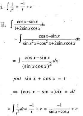 Plus Two Maths Chapter Wise Questions and Answers Chapter 7 Integrals 82