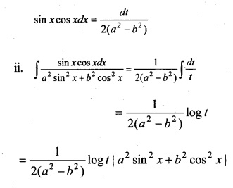 Plus Two Maths Chapter Wise Questions and Answers Chapter 7 Integrals 17