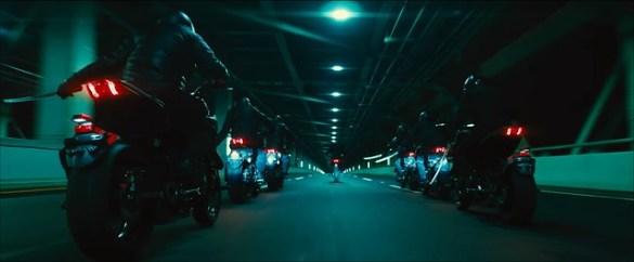 John Wick - Chapter 3 - Motorbikes and Katanas