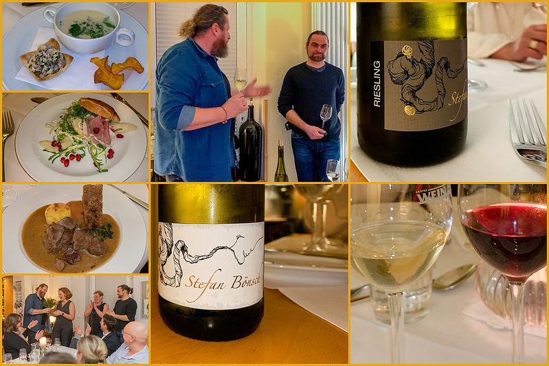 Kochsternstunden bei Gräfes Wein&fein