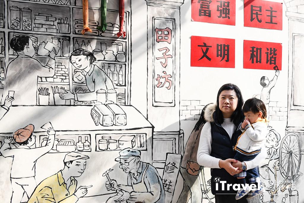 上海景点推荐 创意街区田子坊 (33)