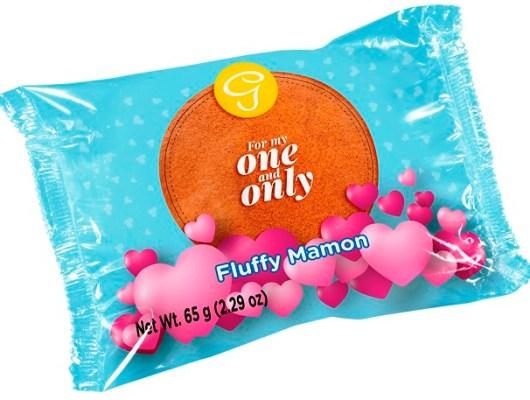 Goldilokcs Fluffy Mamon Valentine's