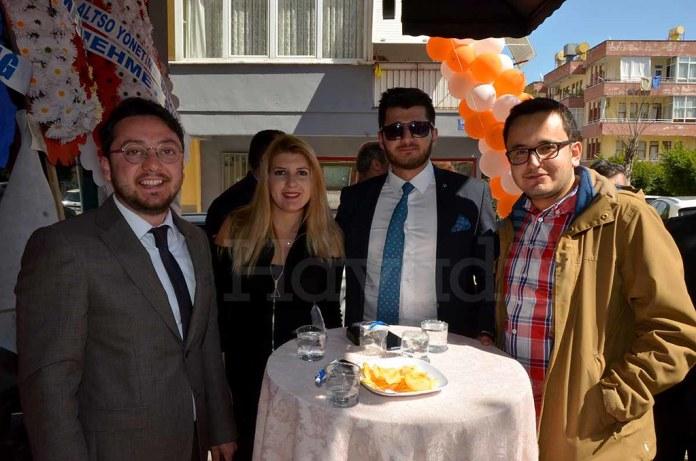 Alper Kan, Özge Nayır, Eldar Karahanlı, Emircan Akkol