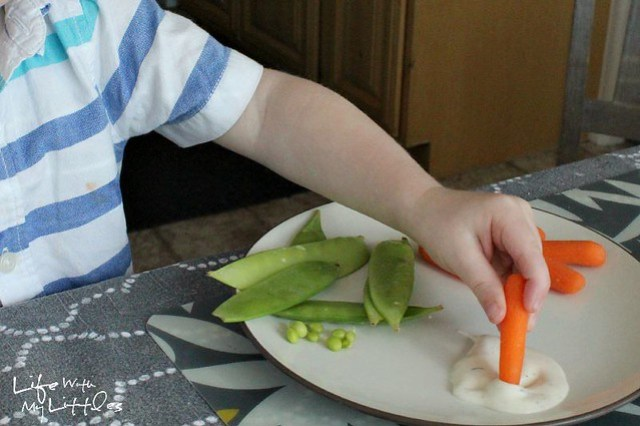 How to get your toddler to eat more vegetables. 8 creative ways to get your toddler to eat more veggies! Especially helpful for picky toddlers!