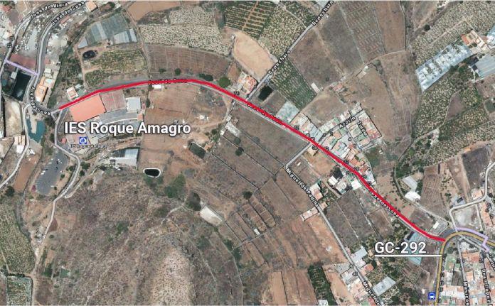 El Ayuntamiento asfalta a partir de mañana la Calle José de Sosa en El Roque