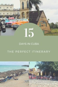 15 days in Cuba - the perfect itinerary