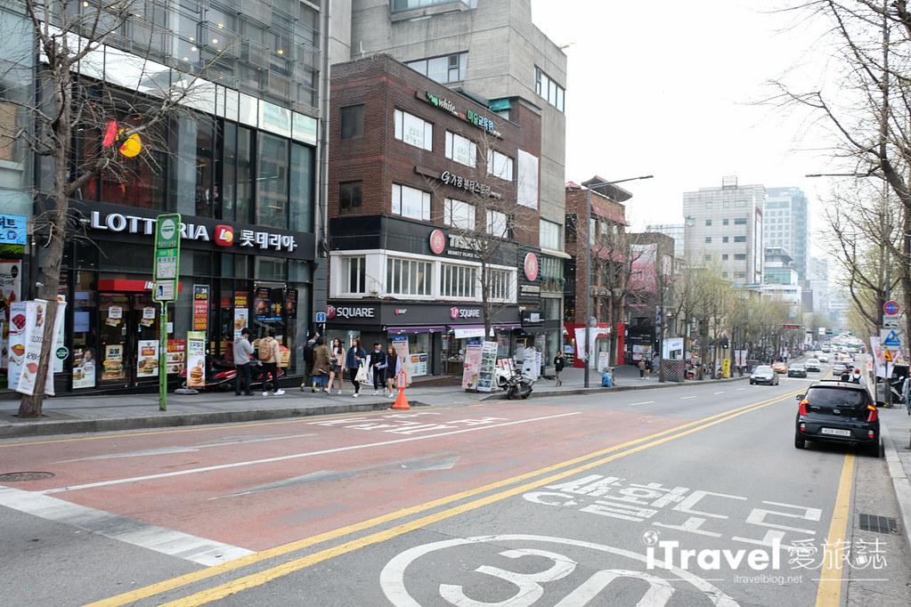 首爾購物商場 弘大商圈 (30)