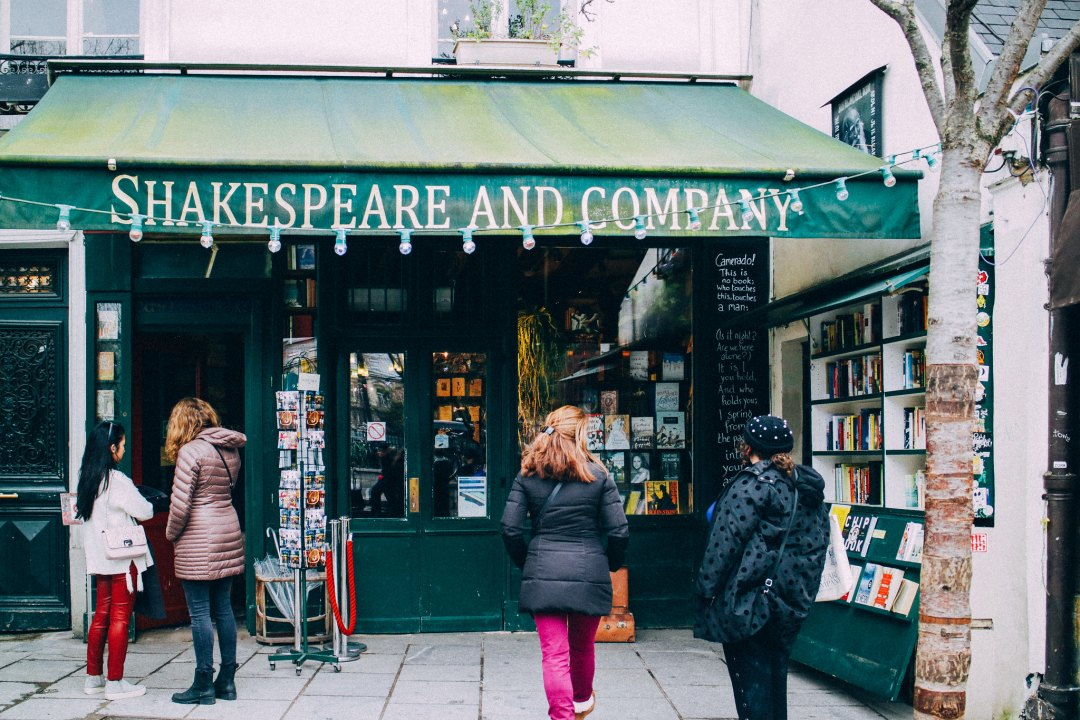 Libreria Shakespeare and Company