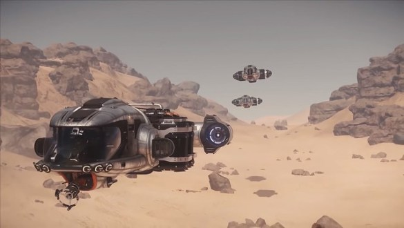 Star Citizen - Prospector