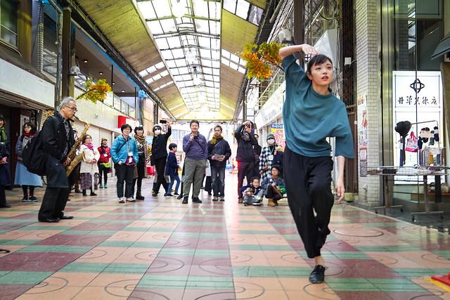 20190316 LAND FES in NUMAZU「踊る商店街」