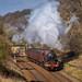 6201 'Princess Elizabeth' - loaded test run