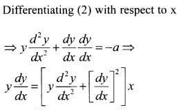 Plus Two Maths Chapter Wise Questions and Answers Chapter 9 Differential Equations 45