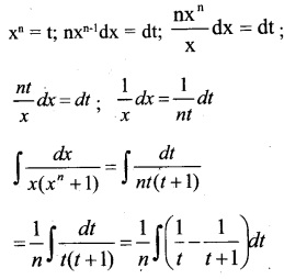 Plus Two Maths Chapter Wise Questions and Answers Chapter 7 Integrals 32