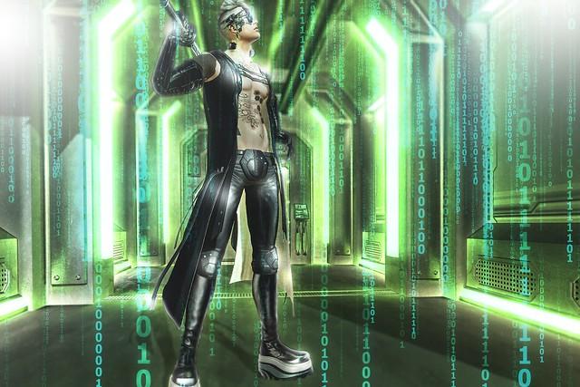 Volant Cyber Coat