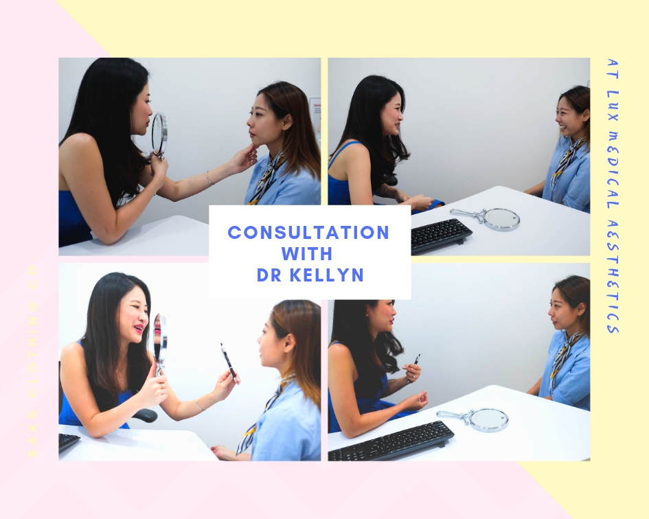 Consultation with Dr Kellyn
