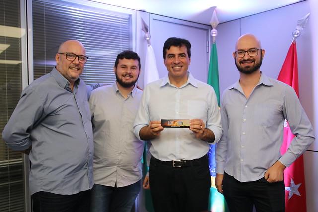 19.03.2019 Lançamento do vídeo institucional de Londrina