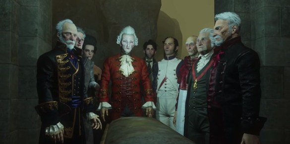 The Council - Episode 5 Checkmate