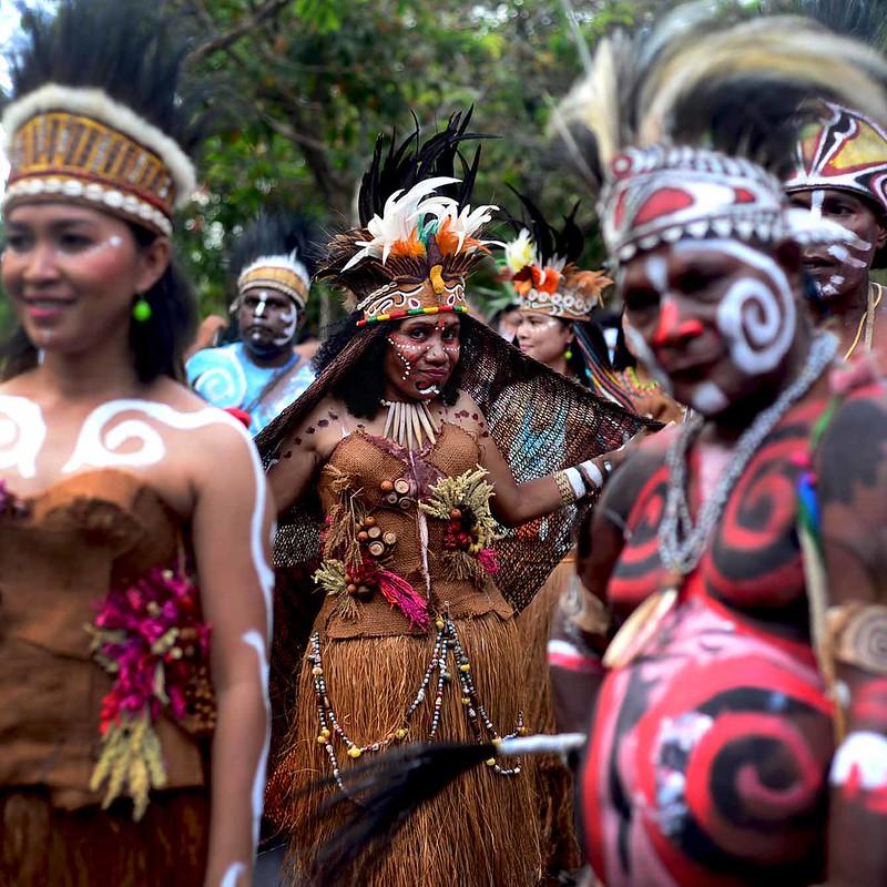 Budaya Nusantara PKB Bali