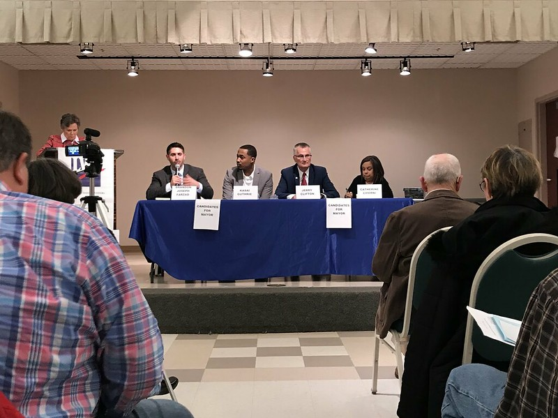 2019 Mayor and City Council  Debate Mayoral Candidates 2