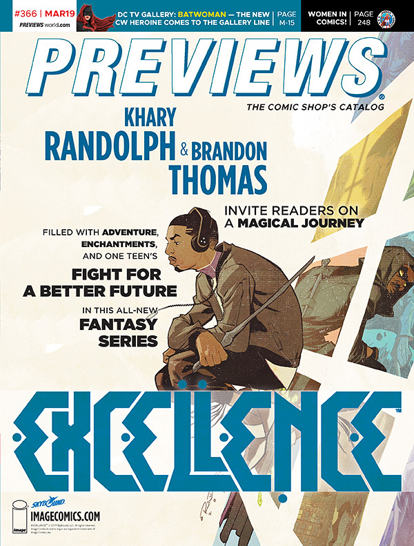 32233594677_8138283735_b Preview the March 2019 PREVIEWS Catalog