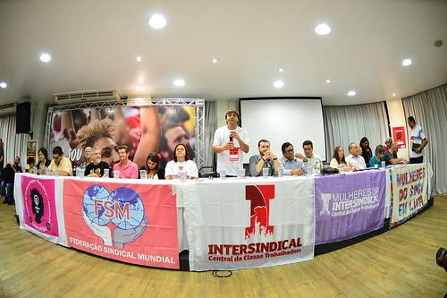 2º Congresso Nacional da Intersindical (15/03)