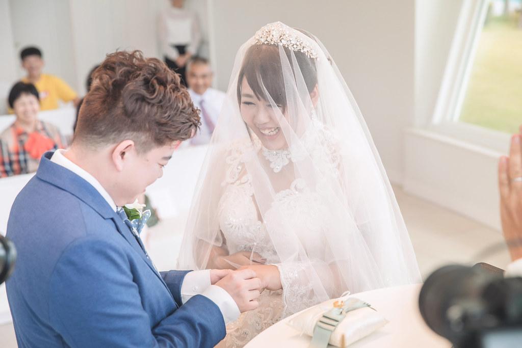 陽陽&嚕嚕 沖繩證婚 (76)