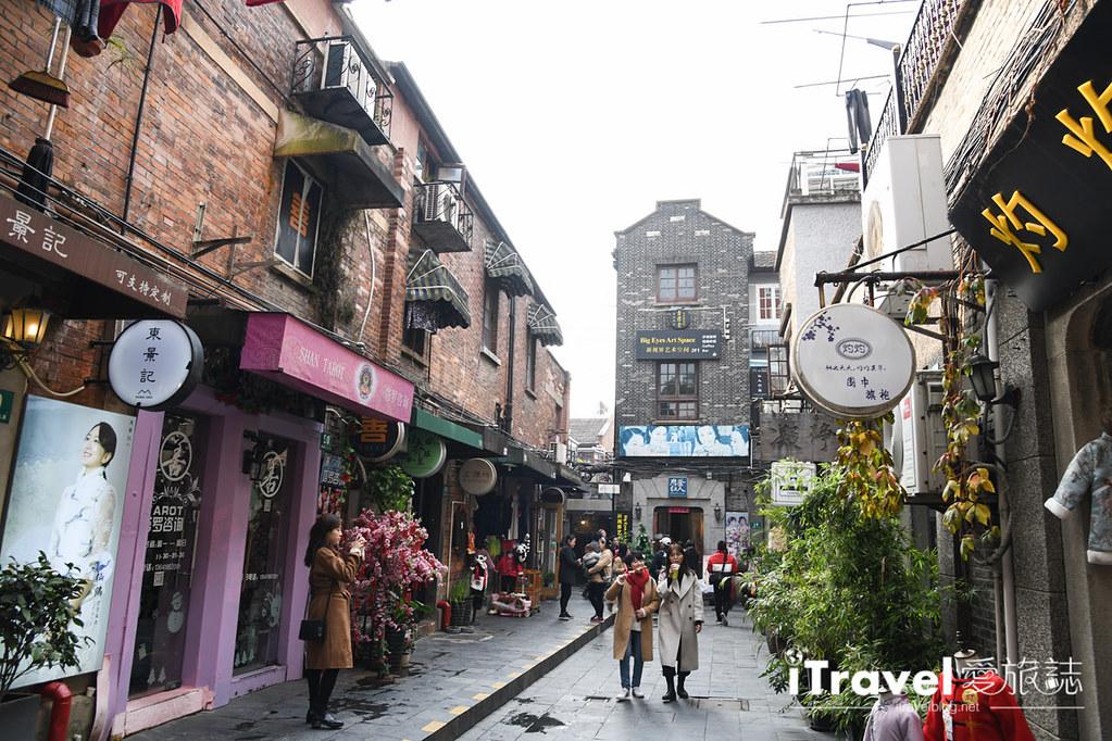 上海景點推薦 創意街區田子坊 (52)